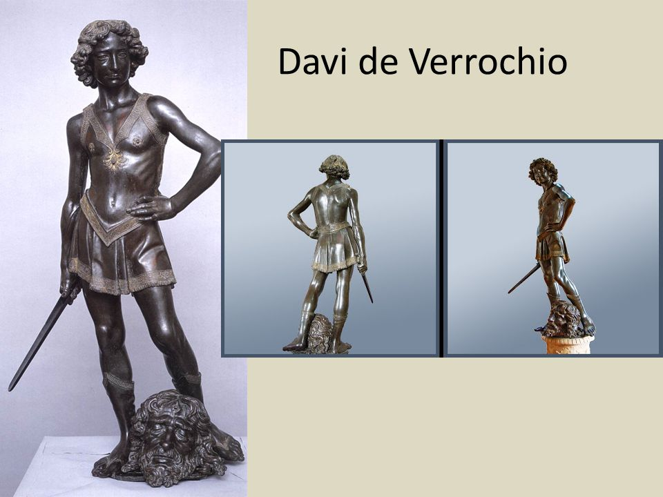 Davi de Verrochio