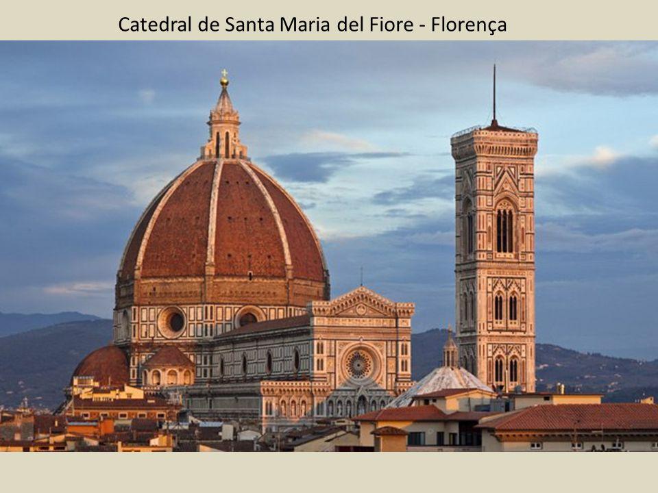 Catedral de Santa Maria del Fiore - Florença