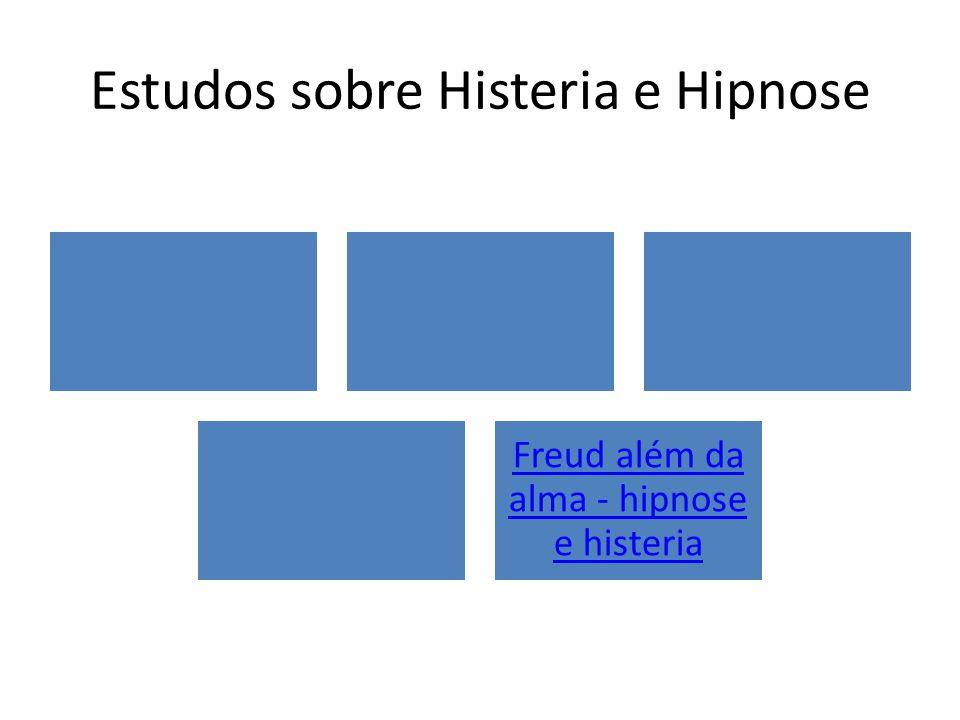 Estudos sobre Histeria e Hipnose