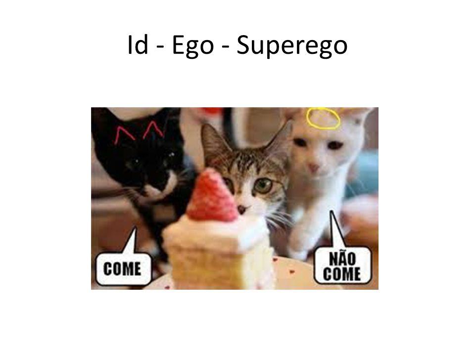 Id - Ego - Superego