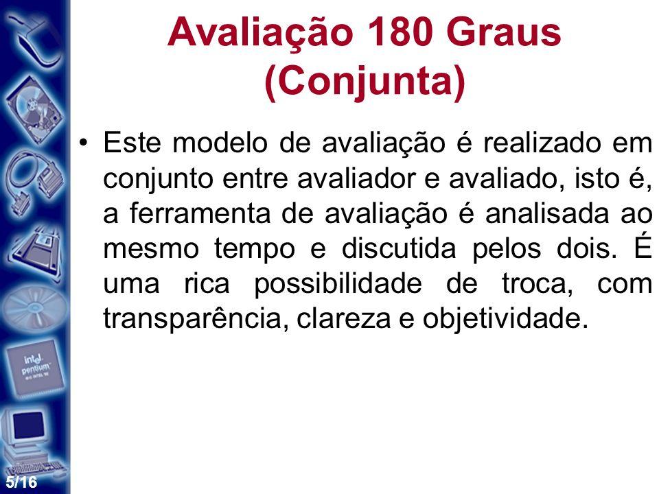 Avaliação 180 Graus (Conjunta)