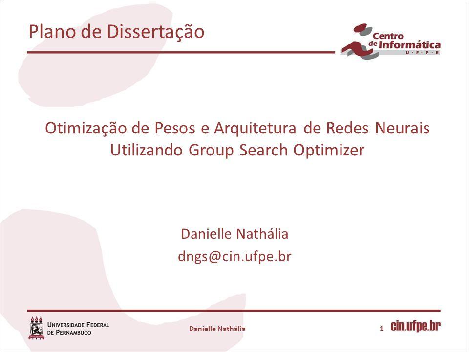 Danielle Nathália dngs@cin.ufpe.br