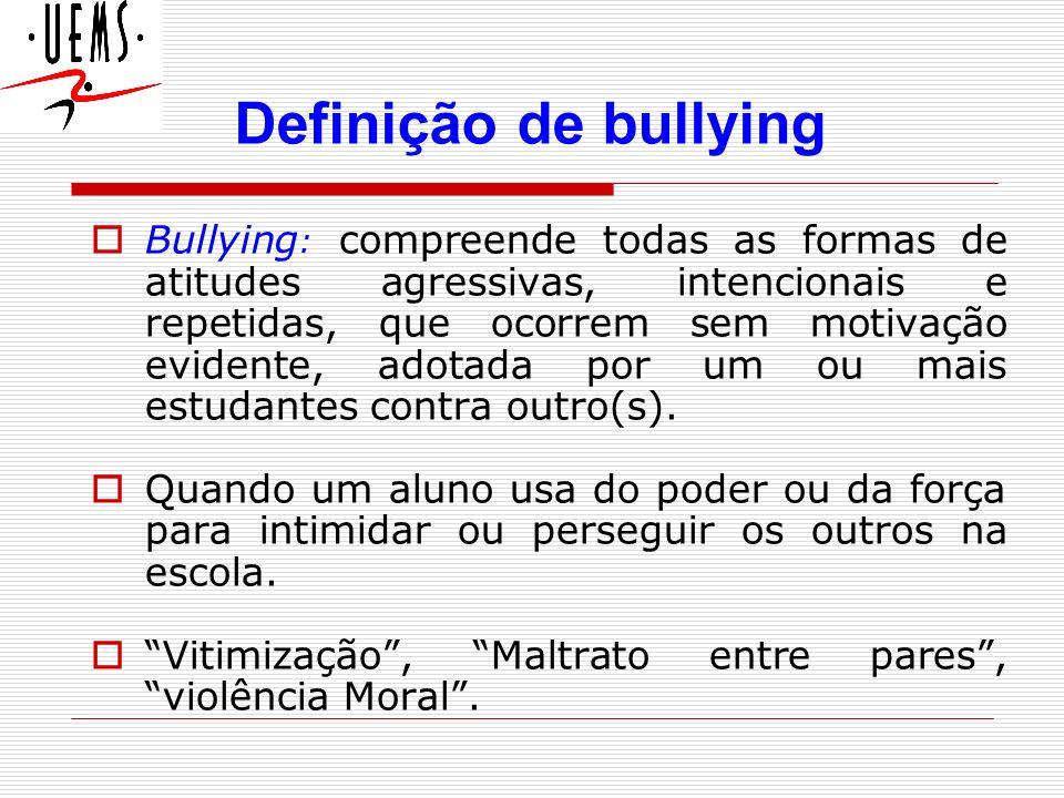 Vitimização , Maltrato entre pares , violência Moral .