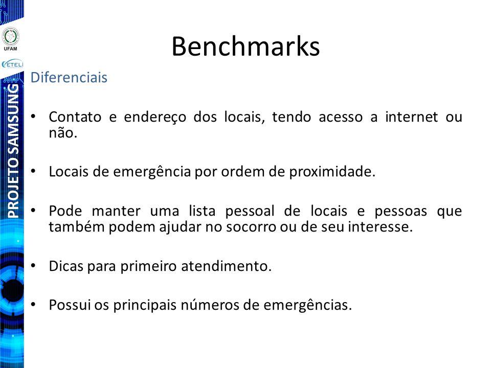 Benchmarks Diferenciais