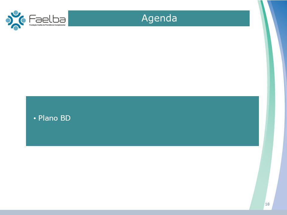 Agenda Plano BD 18