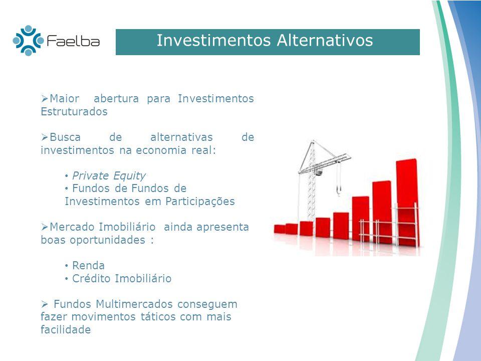 Investimentos Alternativos