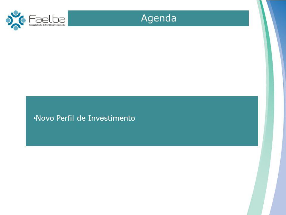 Agenda Novo Perfil de Investimento