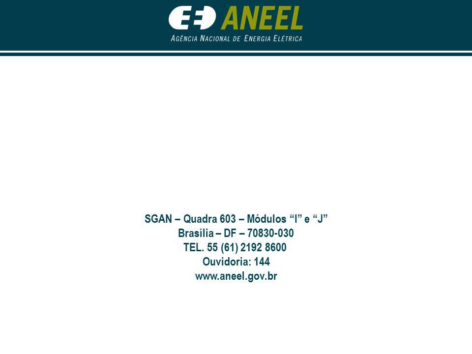 SGAN – Quadra 603 – Módulos I e J