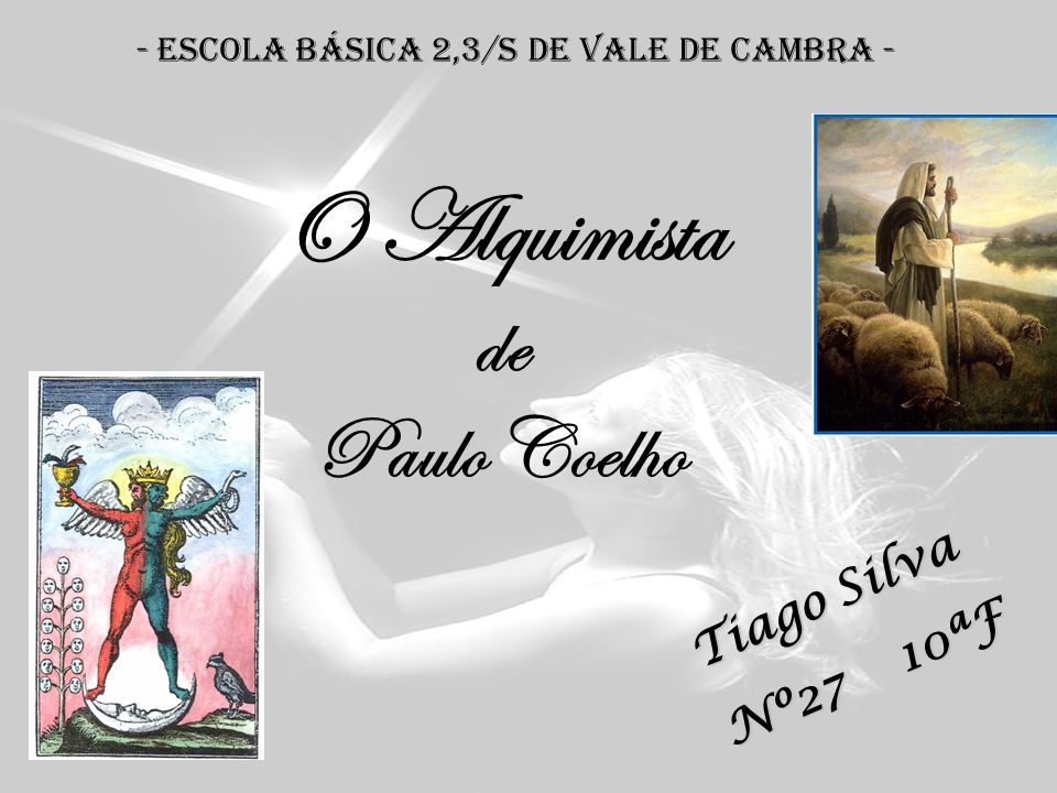 O Alquimista de Paulo Coelho