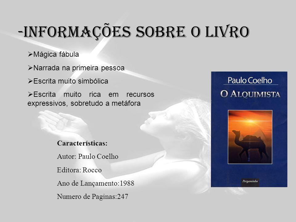 -Informações sobre o livro