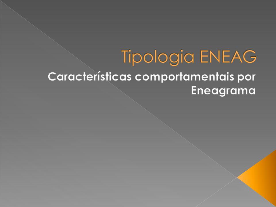Características comportamentais por Eneagrama