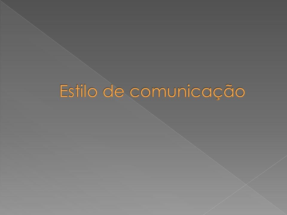 Estilo de comunicação