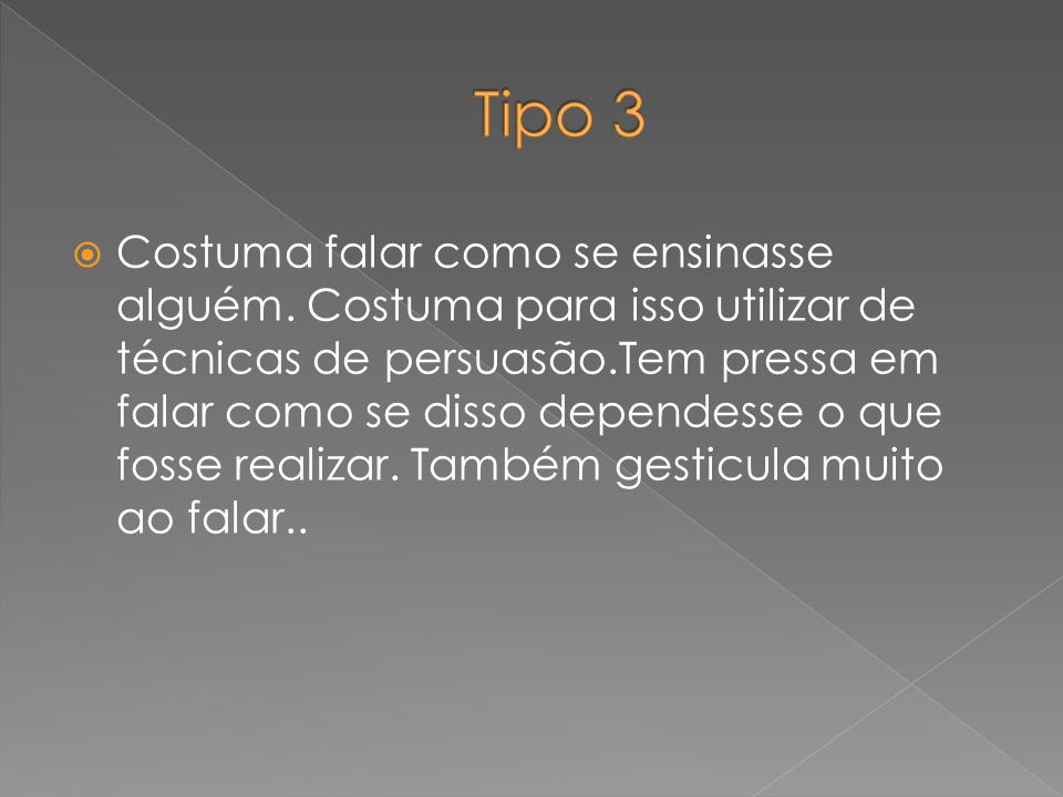 Tipo 3