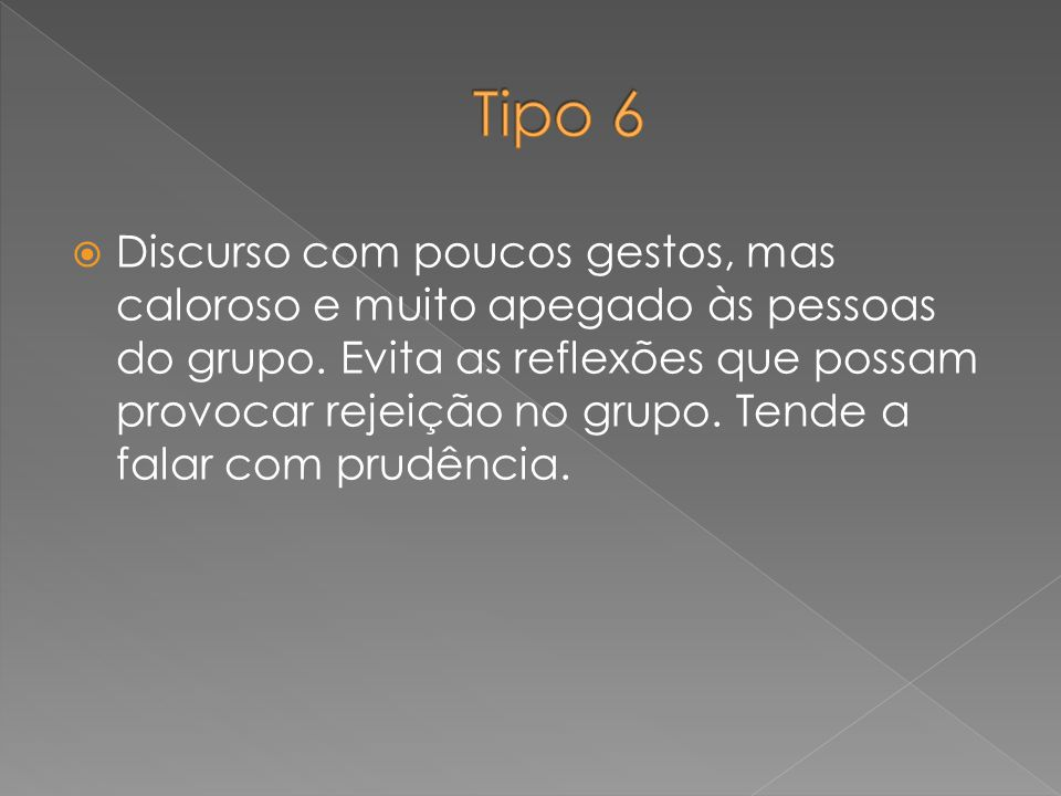 Tipo 6