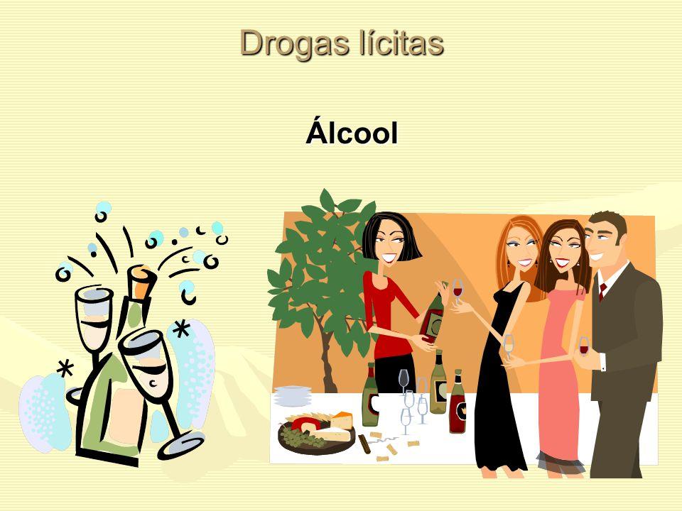 Drogas lícitas Álcool