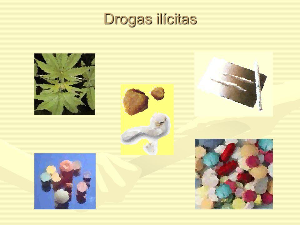 Drogas ilícitas