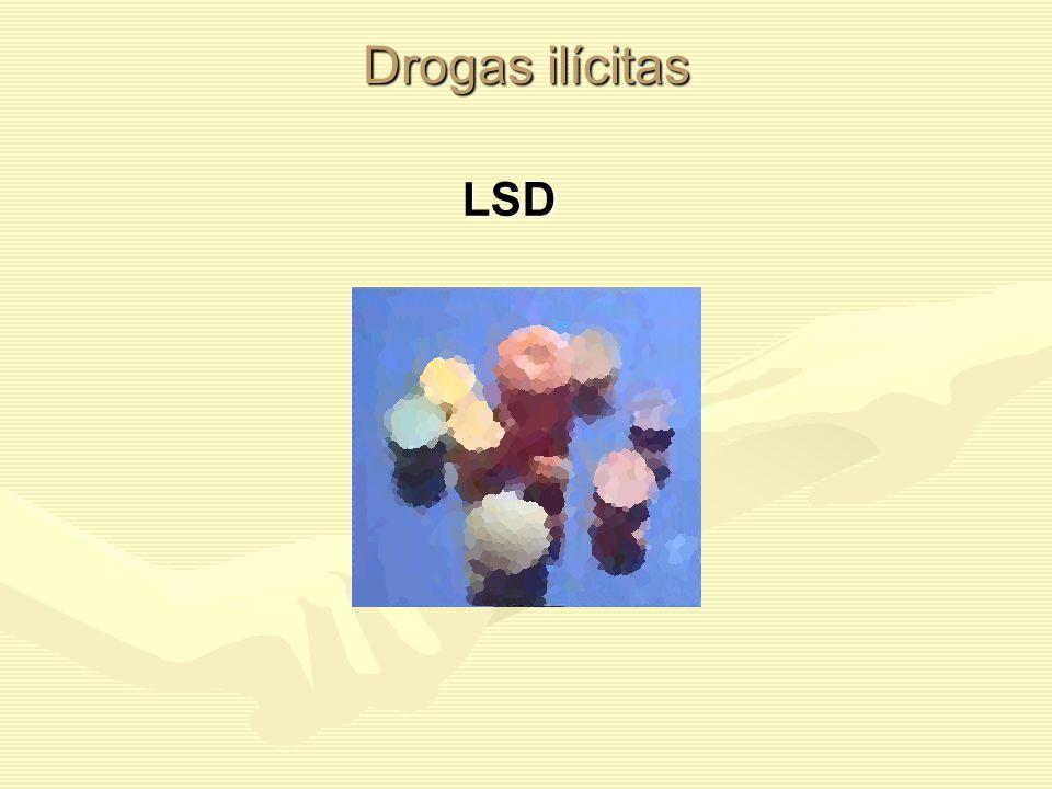 Drogas ilícitas LSD