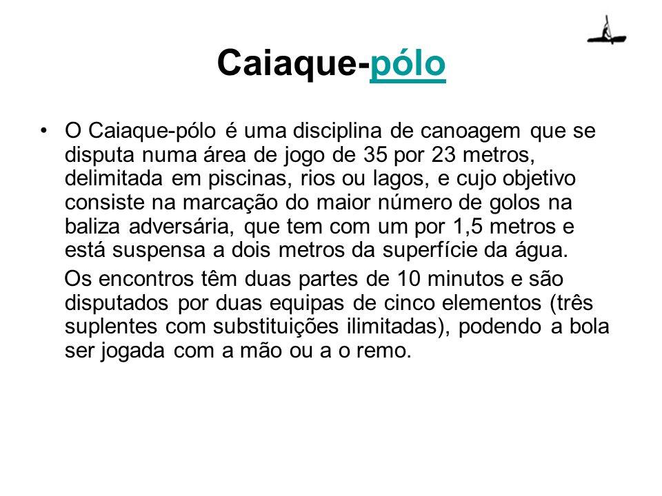 Caiaque-pólo