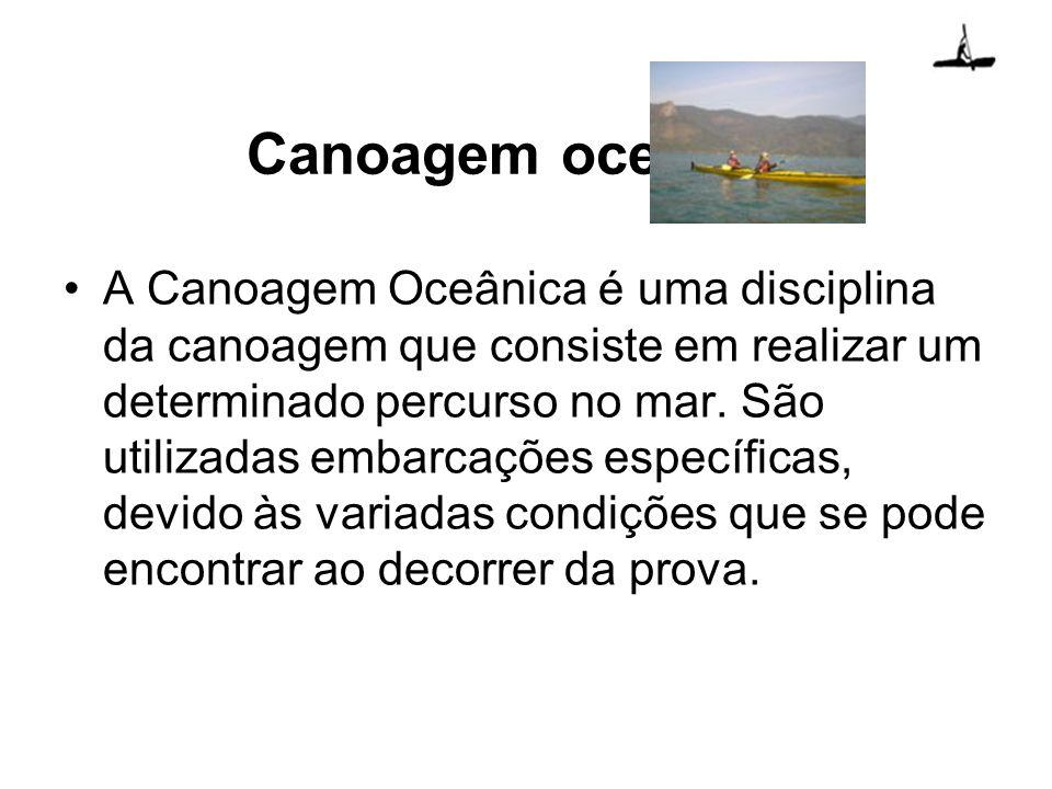 Canoagem oceânica