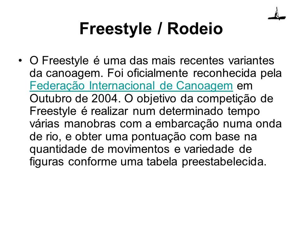Freestyle / Rodeio