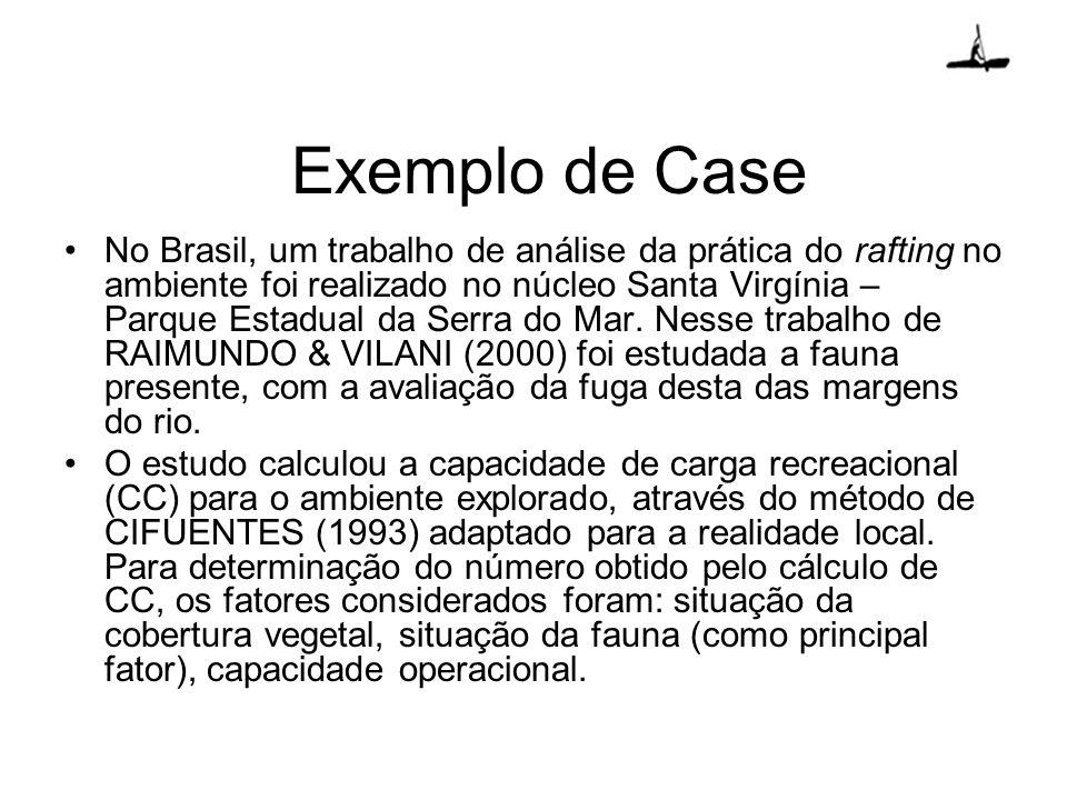 Exemplo de Case