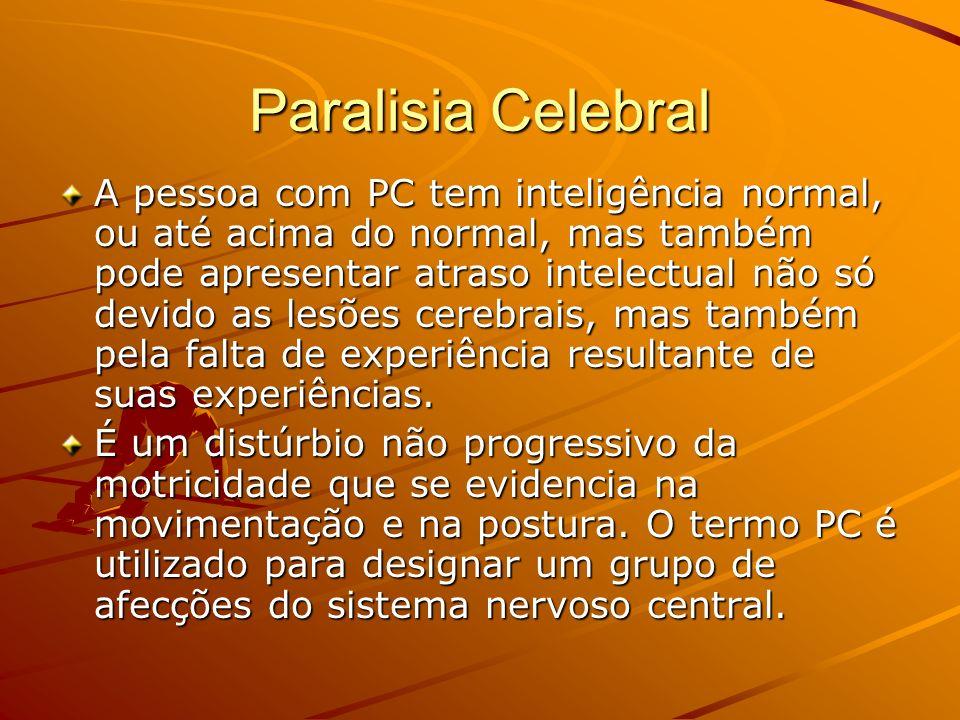 Paralisia Celebral