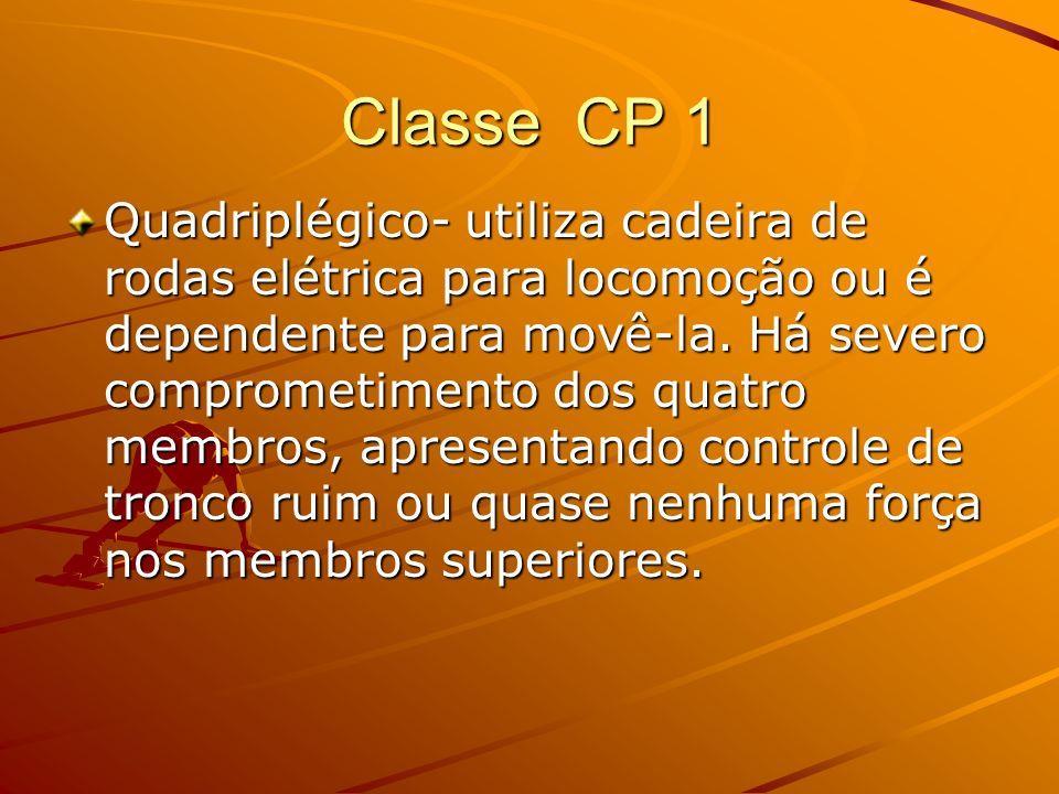 Classe CP 1