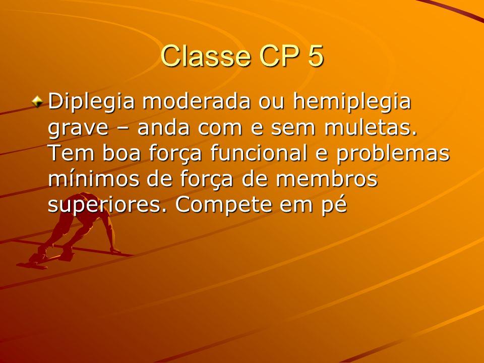 Classe CP 5