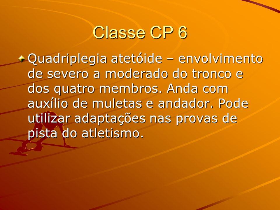 Classe CP 6