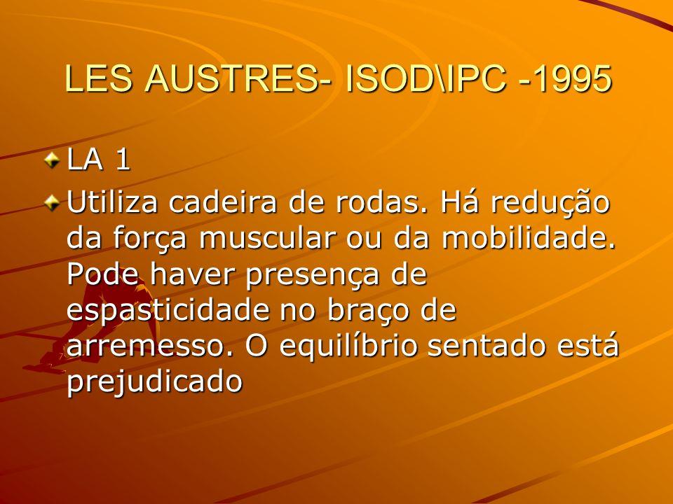 LES AUSTRES- ISOD\IPC -1995