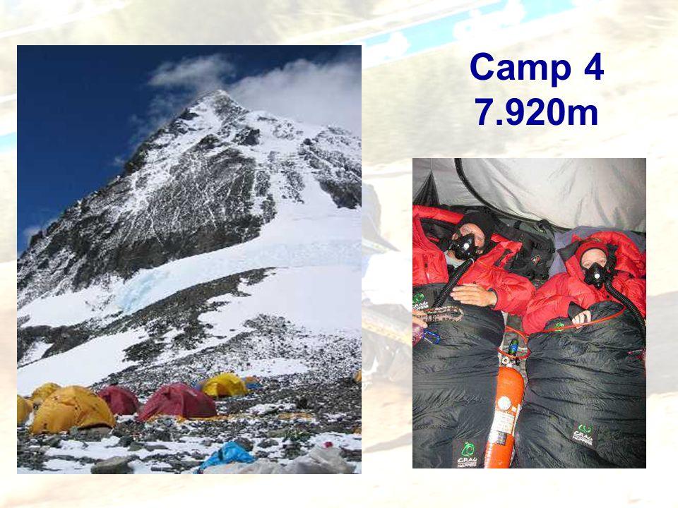 Camp 4 7.920m