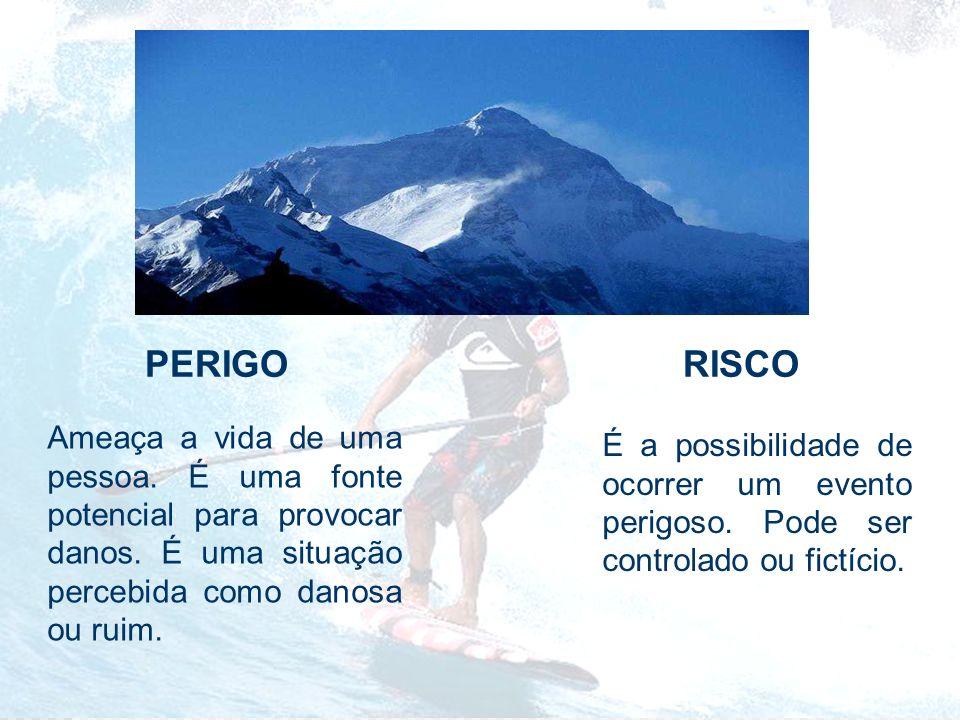 PERIGO RISCO
