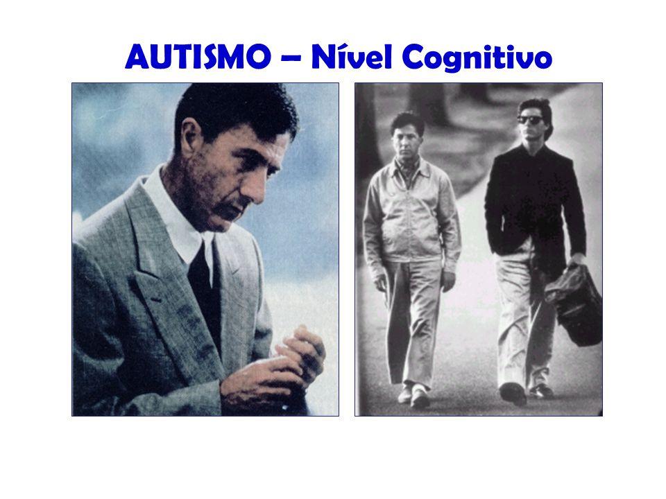 AUTISMO – Nível Cognitivo