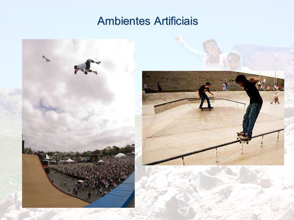 Ambientes Artificiais
