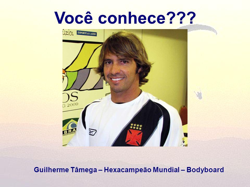 Você conhece Guilherme Tâmega – Hexacampeão Mundial – Bodyboard