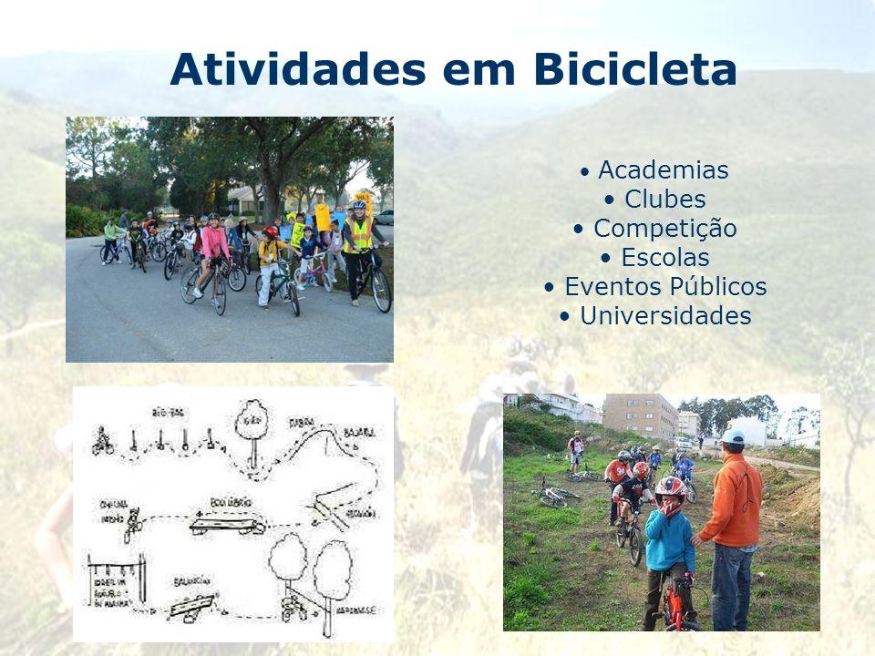 Atividades em Bicicleta