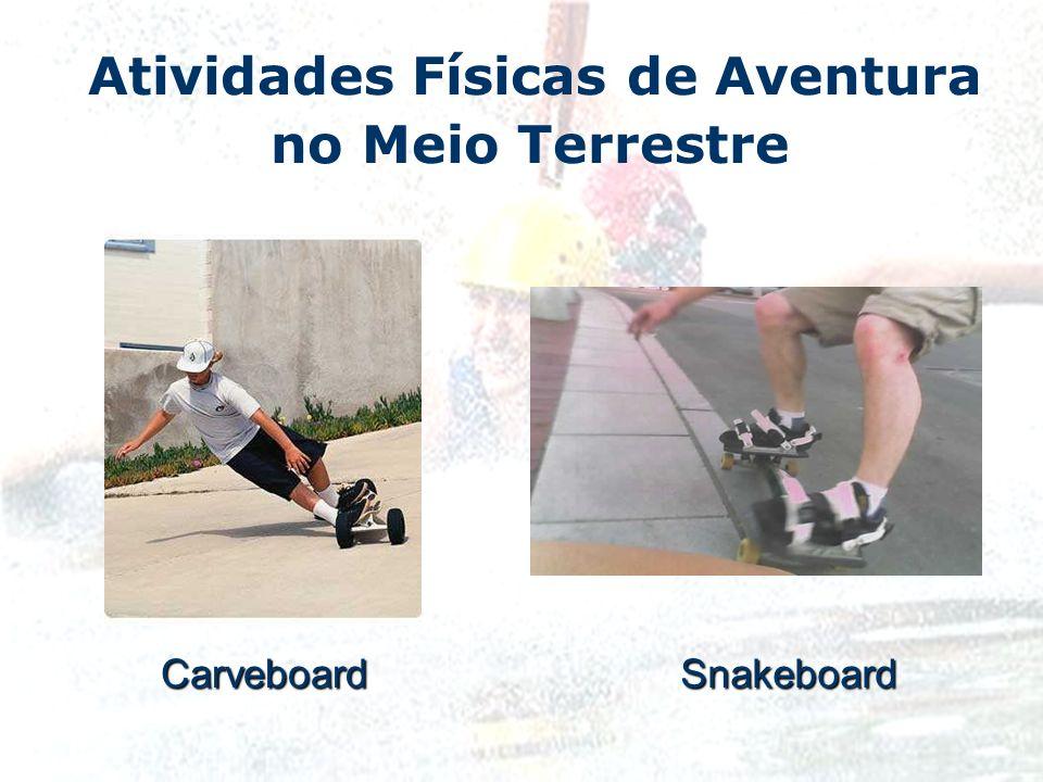 Atividades Físicas de Aventura no Meio Terrestre