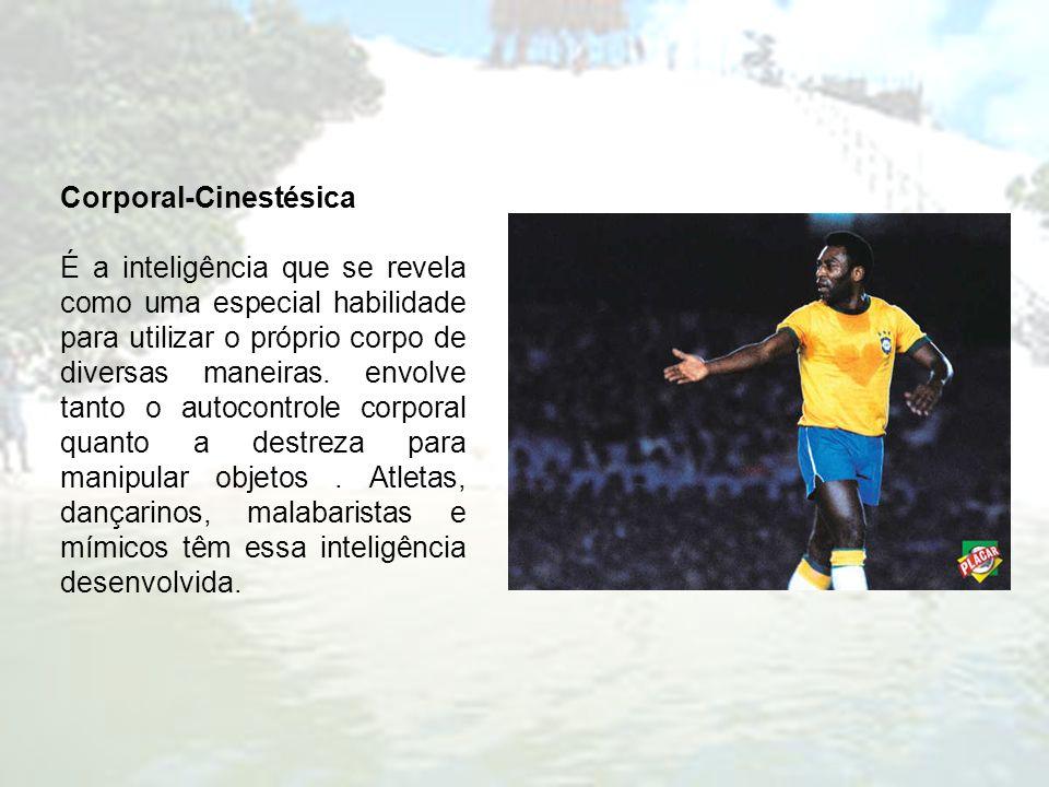 Corporal-Cinestésica
