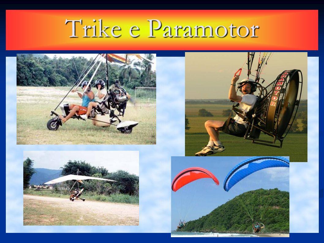 Trike e Paramotor