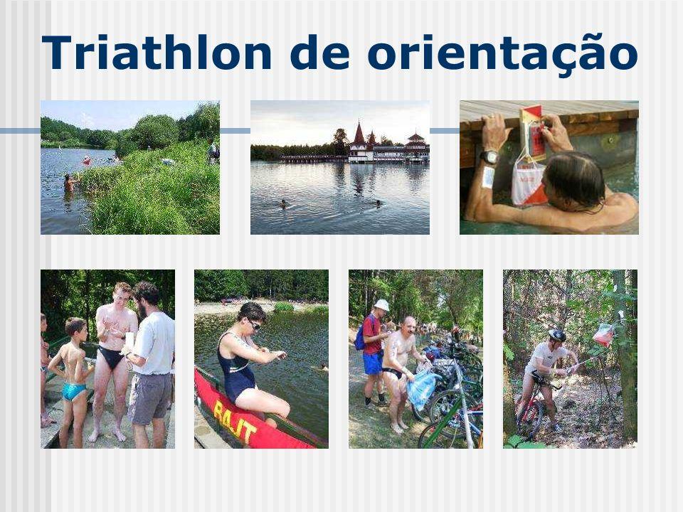 Triathlon de orientação