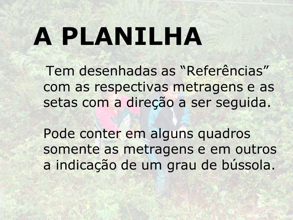 A PLANILHA