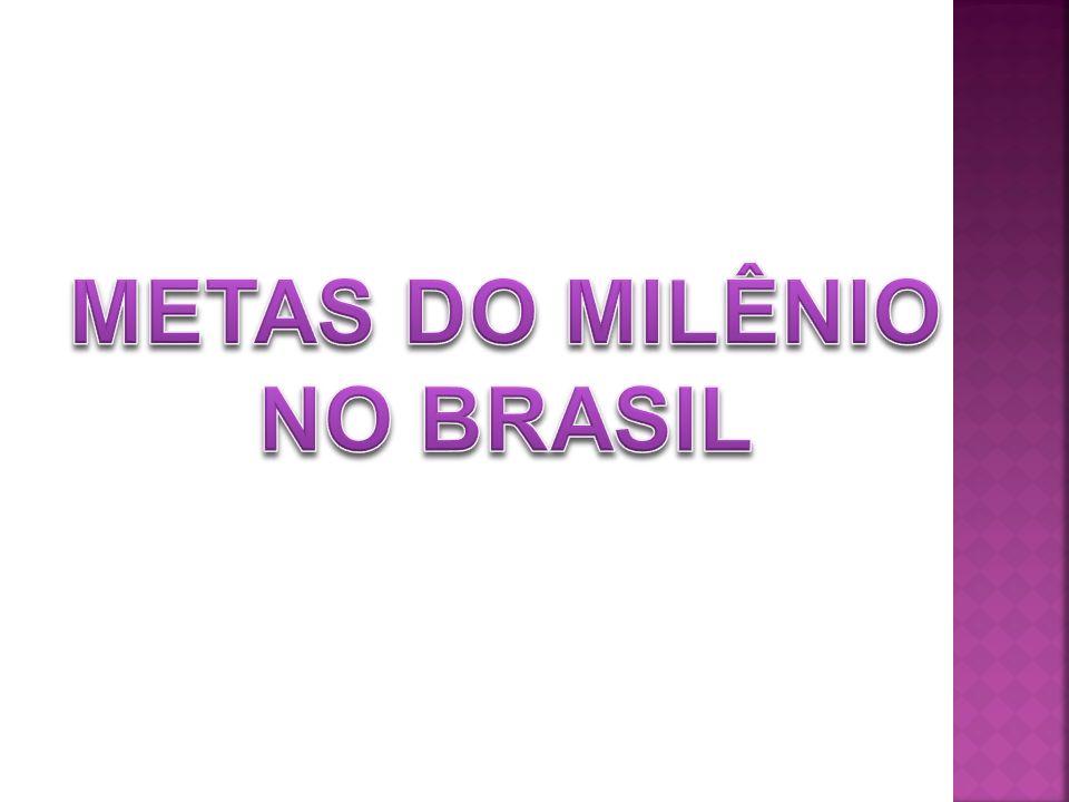 Metas do milênio no Brasil