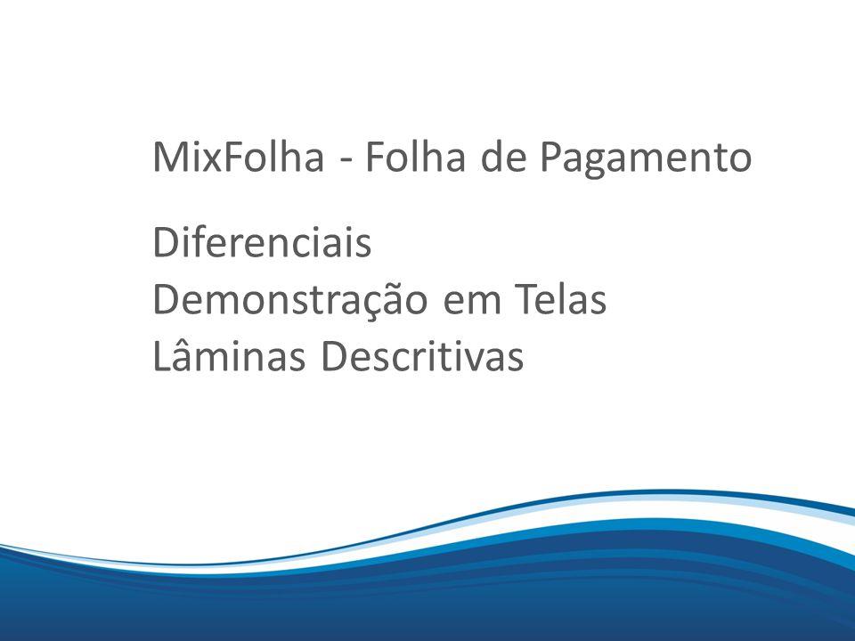 MixFolha - Folha de Pagamento
