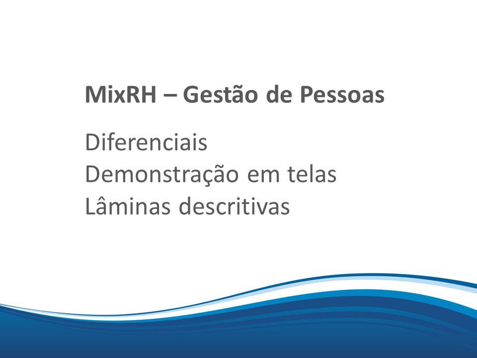 MixRH – Gestão de Pessoas