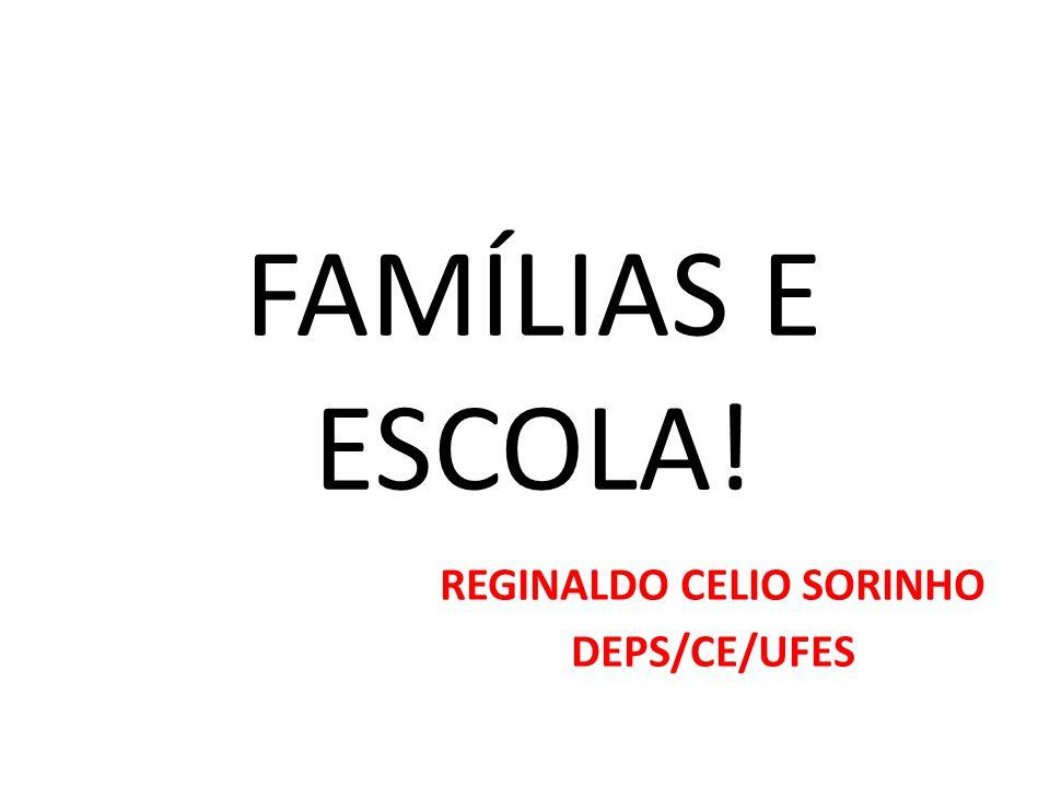 REGINALDO CELIO SORINHO DEPS/CE/UFES