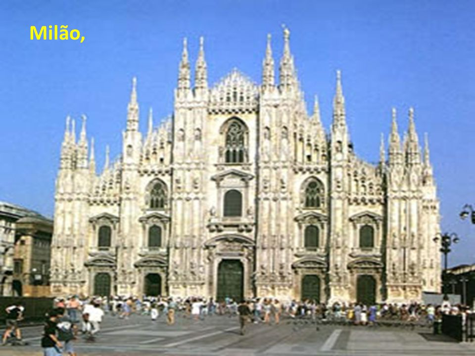 Milão,