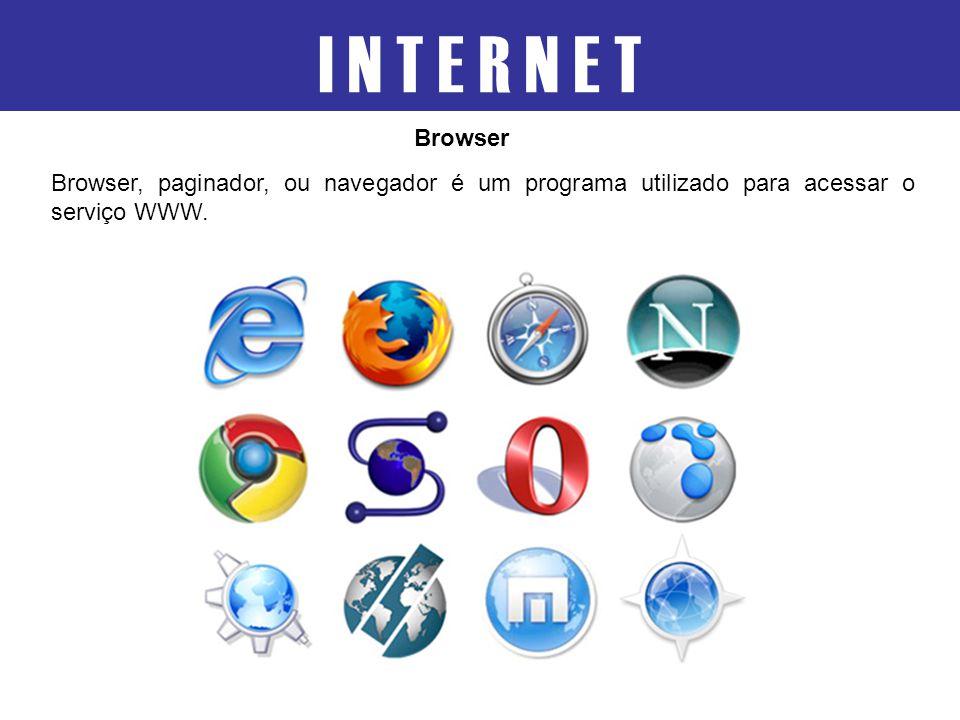 I N T E R N E T Browser.