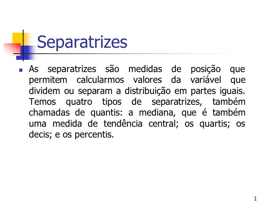 Separatrizes