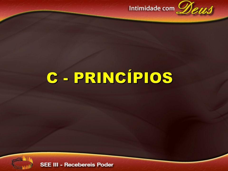 C - Princípios