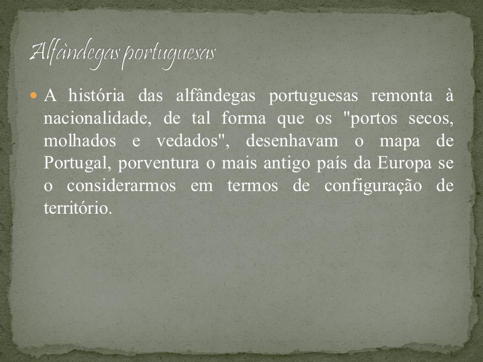Alfândegas portuguesas